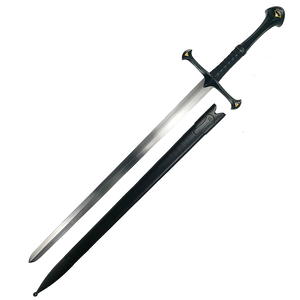 "42.5"" Overall King's One Hand Sword, KNIGHT COLLECTIONS stainless steel"