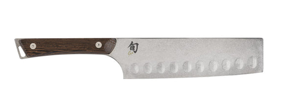 Shun KANSO 6.5-IN. HOLLOW-GROUND NAKIRI