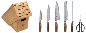 SHUN PREMIER 7-PIECE ESSENTIAL BLOCK SET