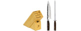 Shun PREMIER 3-PIECE BUILD-A-BLOCK SET