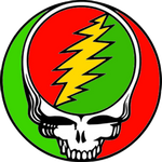 Grateful Dead Rasta Steal Your Face