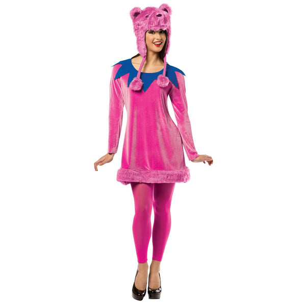 Grateful Dead - Dancing Bear Dress Costume - Misc.