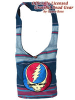 Grateful Dead - SYF Embroidered Peddler Bag