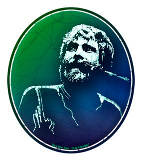 Grateful Dead - Brent Mydland Sticker - Sticker