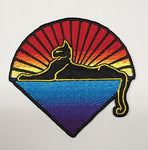 Jerry Garcia - Cats Under The Stars Embroidered Patch - Misc.