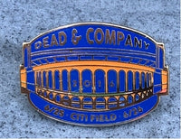 Dead & Company Official 2016 Citi Field New York Collectible Pin