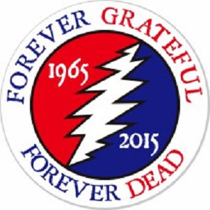 Grateful Dead - Forever Grateful Forever Dead Sticker - Sticker