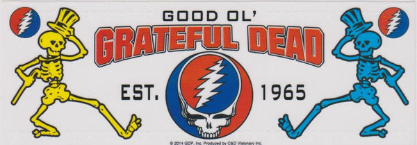 Grateful Dead - Good Ol' Grateful Dead Sticker