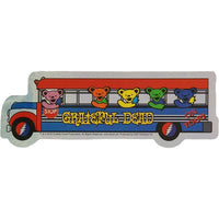Grateful Dead - Bear Tour Bus Sticker