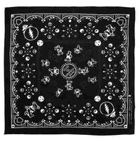 Grateful Dead - Dancing Bears Bandana - Black - Misc.