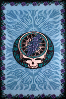 Grateful Dead - Blue Rose Syf Tapestry - Tapestries
