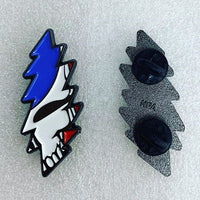 Grateful Dead - Steal Your Bolt Collectible Pin