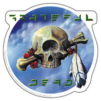 Grateful Dead - Cyclops Skull Sticker