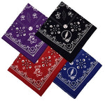 Grateful Dead  Dancing Bears Bandana