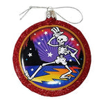 Grateful Dead - Dancing Skeletons Christmas Ornament