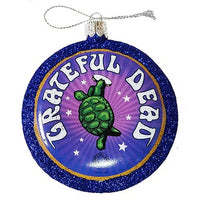 Grateful Dead - Dancing Terrapins Christmas Ornament