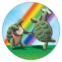 Grateful Dead - Dancing Terrapins Pinback Button