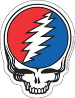 Grateful Dead - Steal Your Face Die Cut Sticker - Sticker