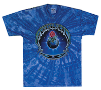 Grateful Dead - Earth Rose Tie Dye T-Shirt