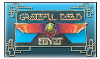Grateful Dead - Egypt  Sticker