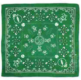 Grateful Dead - Dancing Bears Bandana - Green - Misc.