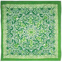 Grateful Dead - Mandala Bandana - Green - Misc.