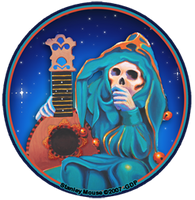Grateful Dead Jester #2 Sticker