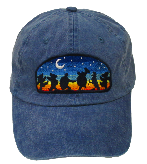 Grateful Dead - Moondance Baseball Hat