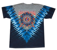 Grateful Dead - New Years Tie Dye T-Shirt