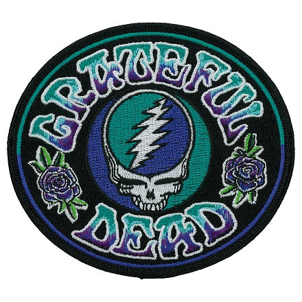 Grateful Dead - Ocean SYF Embroidered Patch