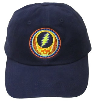 Grateful Dead Sunshine Stealie Hat