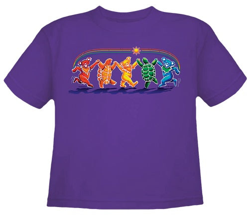 Grateful Dead - Kids Youth Rainbow Critters T-Shirt