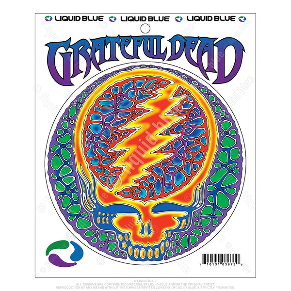 Grateful Dead - Rusty Blue SYF Sticker