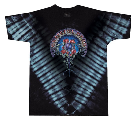 Grateful Dead - Sceptor Tie Dye T-Shirt