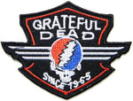 Grateful Dead - Motorcycle Patch