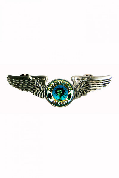 Grateful Dead - Skull & Roses Pilot Wings - Housewares