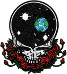 Grateful Dead - Space Your Face Embroidered Patch