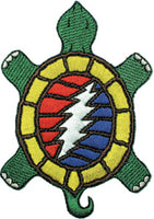 Grateful Dead - Terrapin Steal Your Face Patch - Patches