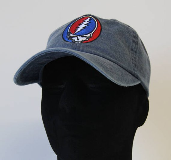Grateful Dead - Classic Steal Your Face Hat