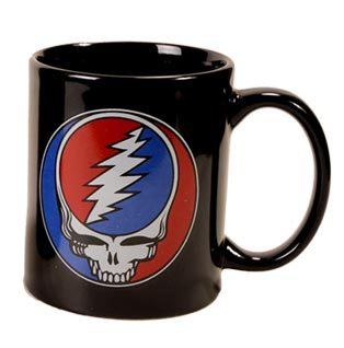 Grateful Dead Steal Your Face Coffee Mug