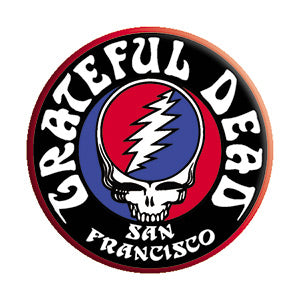 Grateful Dead - SYF Logo Button