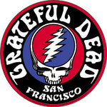 Grateful Dead - SYF & Logo Sticker