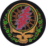 Grateful Dead - Syf Steal Your Face Vines Patch - Patches