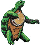 Grateful Dead - Terrapin Banjo Embroidered Patch