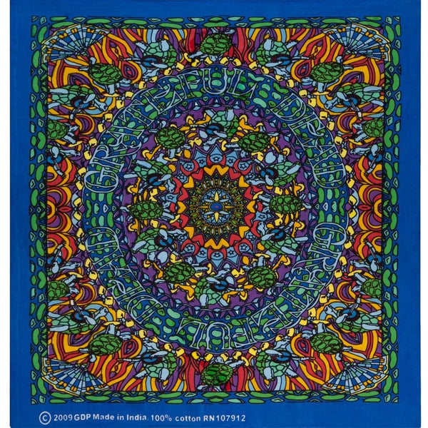 Grateful Dead Terrapin Dance Bandana