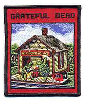 Grateful Dead - Terrapin Station Album Cover Patch - Patches