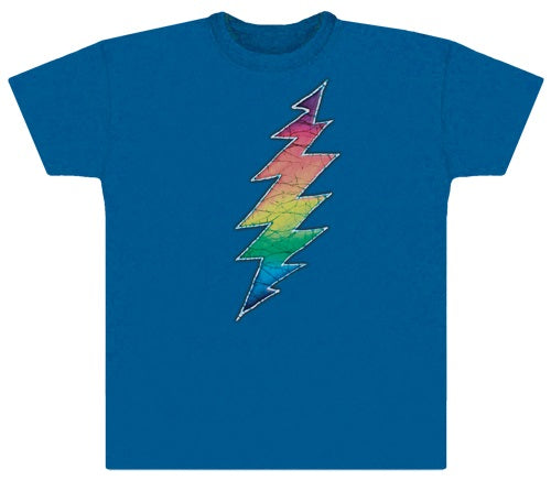 Grateful Dead - Lightning Bolt T-Shirt