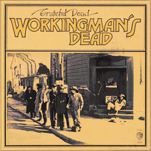 Grateful Dead - Workingman's Dead Button