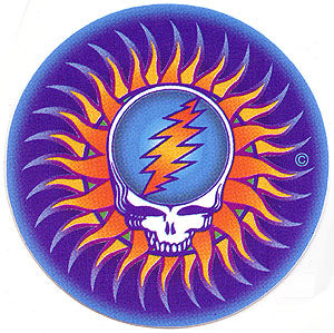 Grateful Dead - Syf Sun Sticker - Sticker