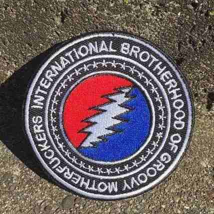 International Brotherhood Of Groovy Motherfuckers Patch - Misc.